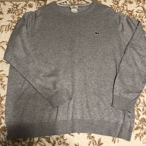 Lacoste sweater (mens)